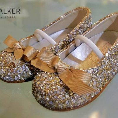 Glitter Gold winter 2015/16 by BABYWALKER