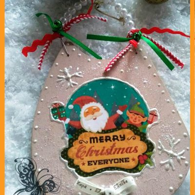 merry christmas γουρι 2019