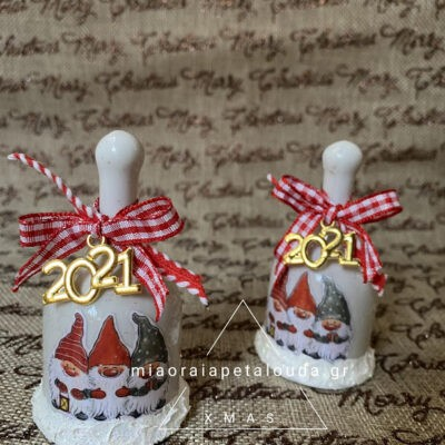 goyri 2021 christmas bell gnomes