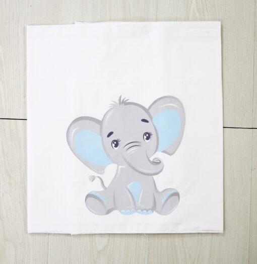 σετ βαπτισης για αγορι με θεμα ελεφαντακι