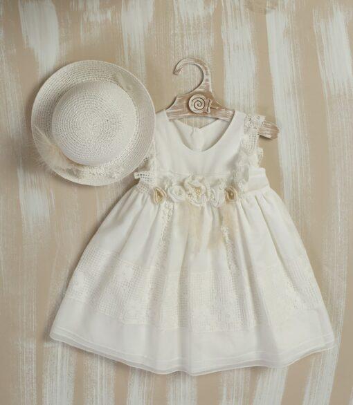 Βαπτιστικό ρούχο για κορίτσι